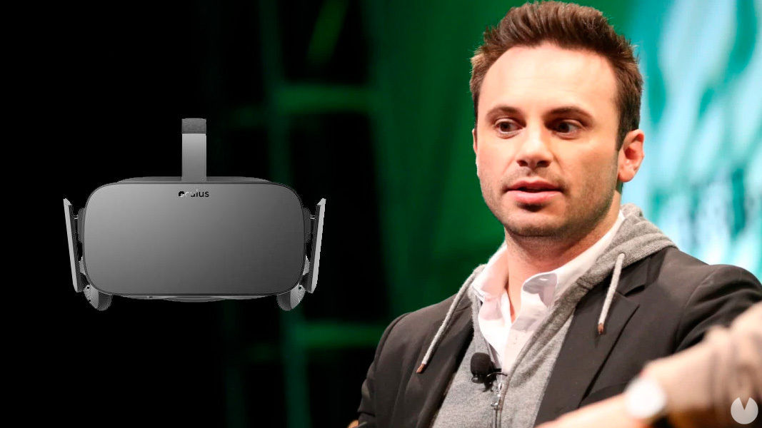 The co-founder of Oculus leaves the company; it is rumored the cancellation of the Rift 2
