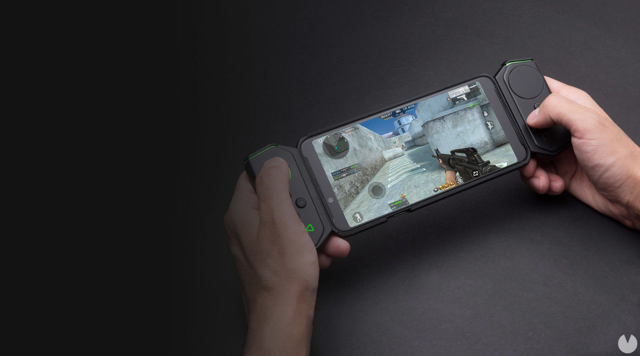 Xiaomi presents Black Shark Helo, your mobile for 'gamers'
