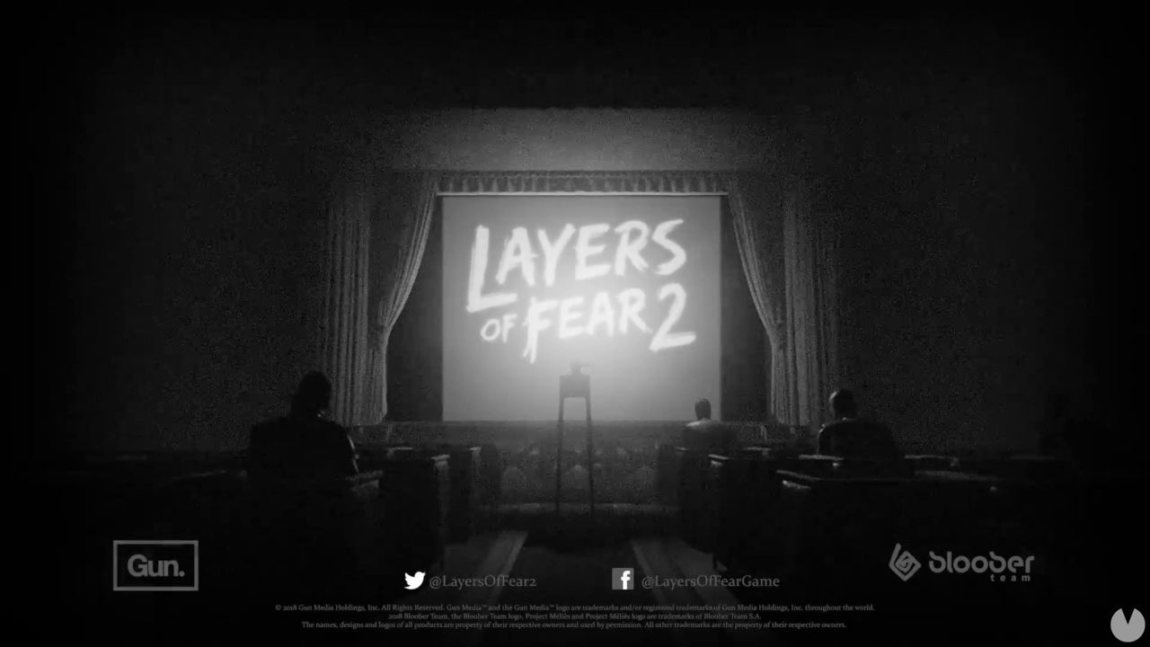 Announced that the horror game Layers of Fear 2