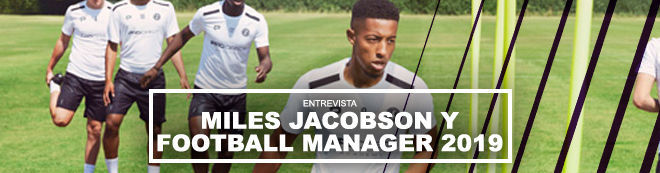 Miles Jacobson y Football Manager 2019
