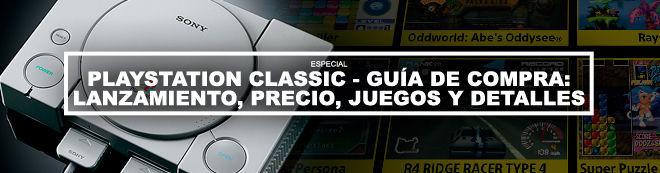 PlayStation Classic - Guía de compra: Lanzamiento, precio, juegos y detalles