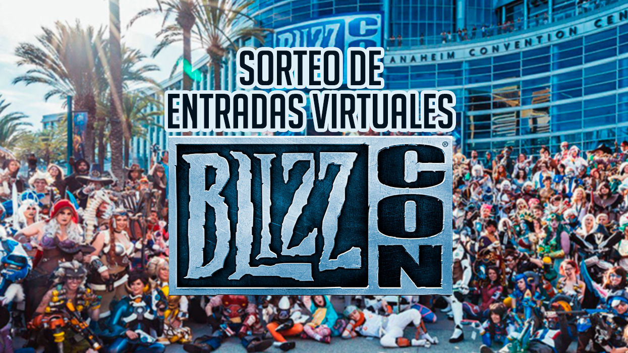 we will give away 20 virtual entries for the Blizzcon 2018