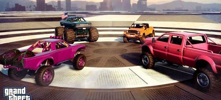 Start mode High (Remix) in Grand Theft Auto Online