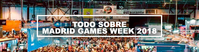 Todo sobre Madrid Games Week 2018