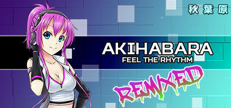 Resultado de imagen de trailer Akihabara - Feel the Rhythm Remixed pc