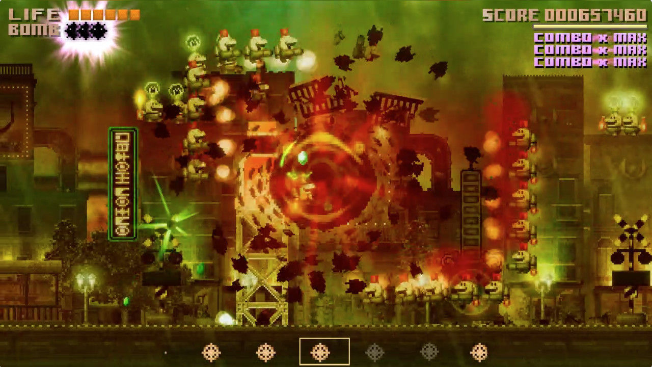 this is Black Bird, the odd game of action to Switch and PC
