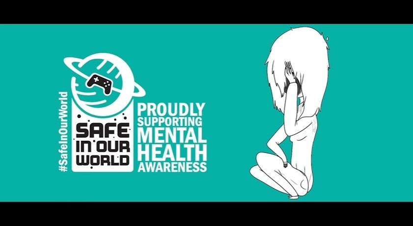 Safe in Our World arrives to raise awareness of the issues of mental health