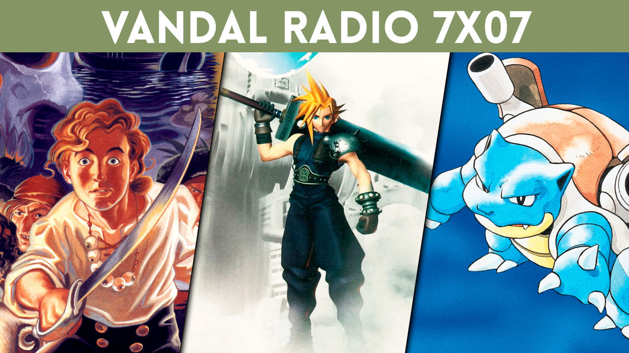 Vandal Radio 7x08 - Special Games that we have marked
