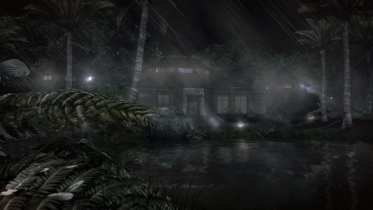 Jurassic Life, a mod of Half Life 2, Jurassic Park, returns with new images