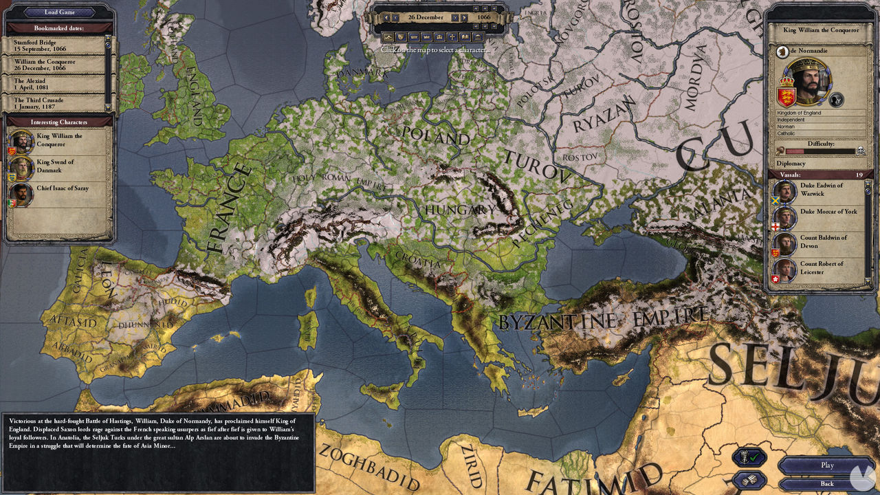 Crusader Kings 2 for PC is available for free on Steam
