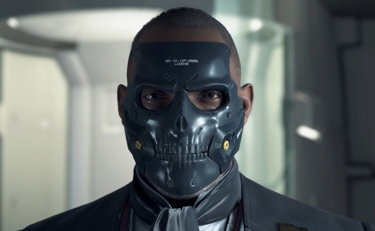 Death-Stranding: The actor of Die-Hardman asks that they do not become spoilers of the game