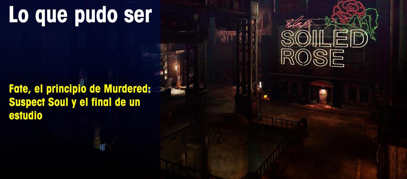 Fate, el principio de Murdered: Suspect Soul y el final de un estudio