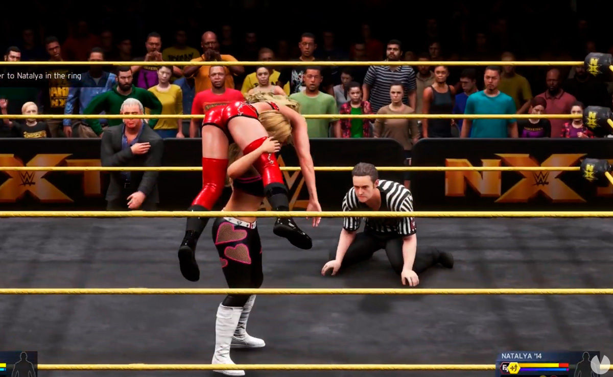 WWE 2K20: players catch more bugs strange and funny game