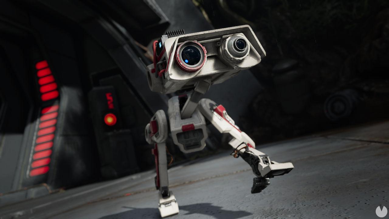 Star Wars Jedi: Fallen Order details BD-1, our robotic partner in this adventure