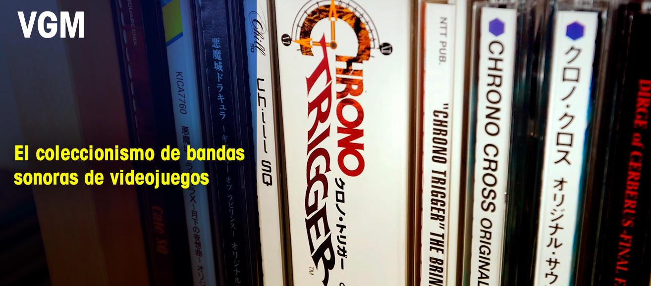 El coleccionismo de bandas sonoras de videojuegos