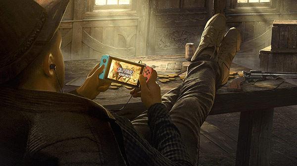 Call of Juarez: Gunslinger will Nintendo Switch the 10 December
