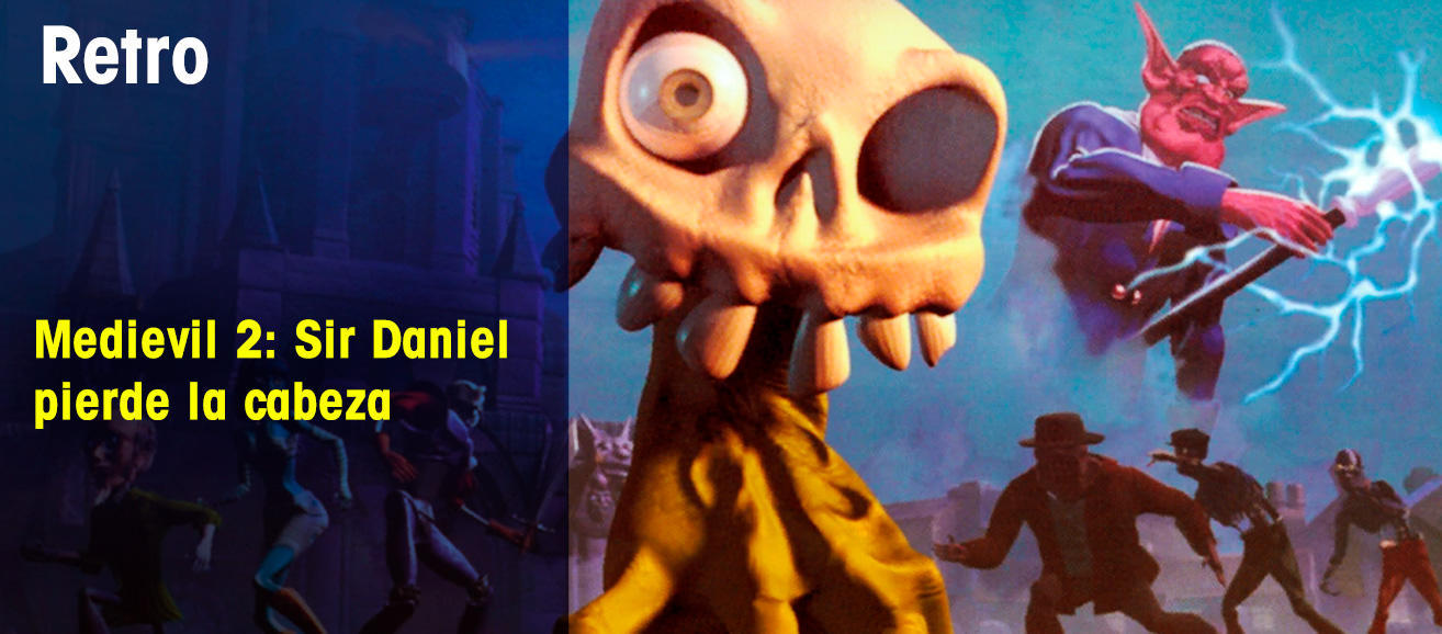Medievil 2: Sir Daniel pierde la cabeza