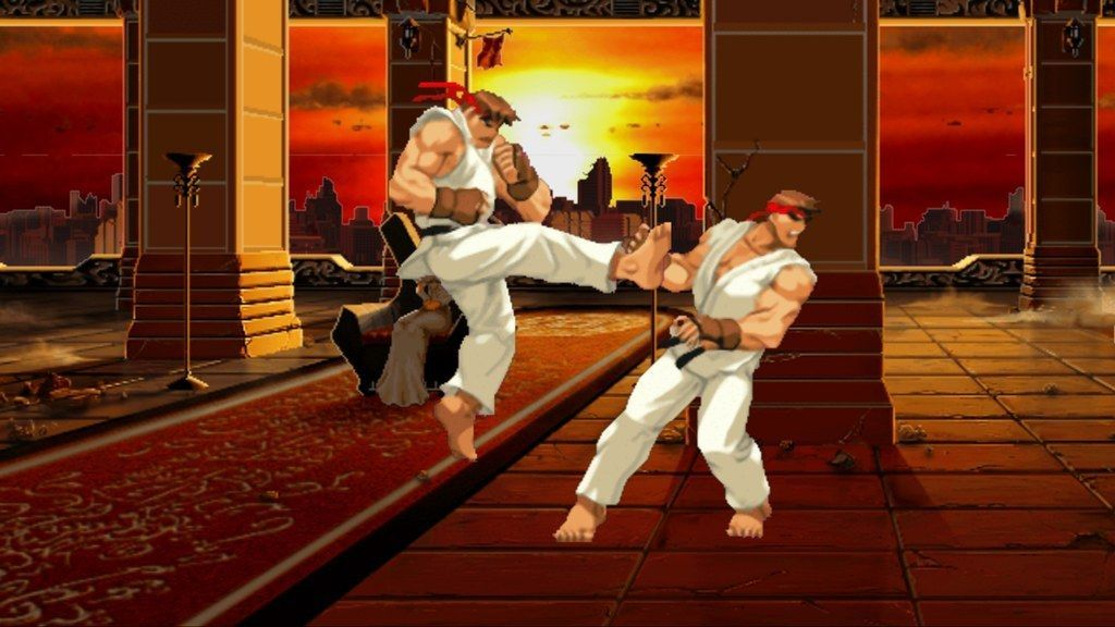 Show scientifically that Ryu from Street Fighter is faster than Usain Bolt