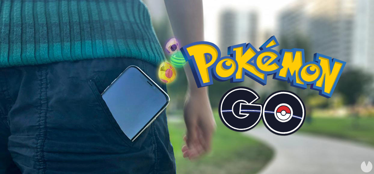 Pokémon Go: Possible reward only by walking 100km a week in Sincroaventura