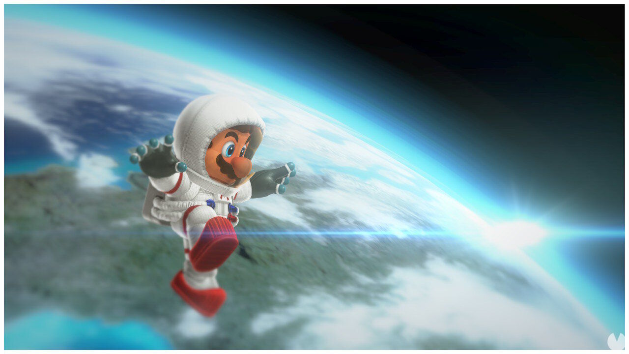 A professional photographer spends six months to make a project with Super Mario Odyssey