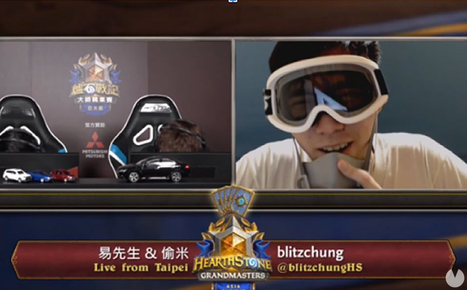 Blizzard reduces the punishment to the professional player who defended the protests in Hong Kong