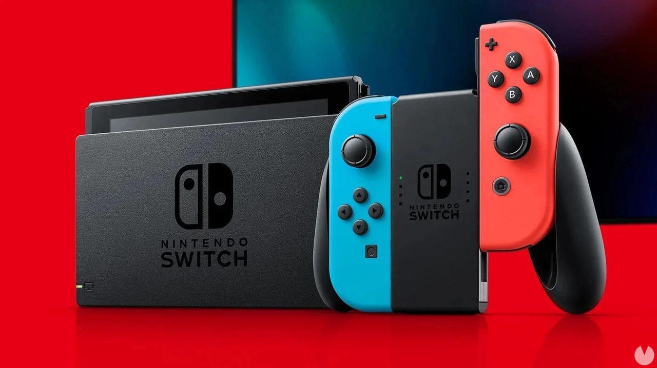 Switch bate un récord siendo la consola más vendida en EE.UU. durante 22 meses consecutivos