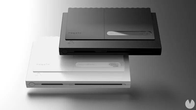 Analogue Duo, la nueva consola retro para jugar a los juegos de TurboGrafx-16 o PC Engine