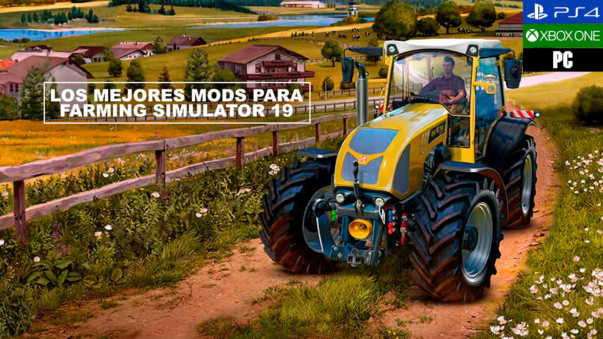 Ps4 mod シミュレーター 19 ファーミング