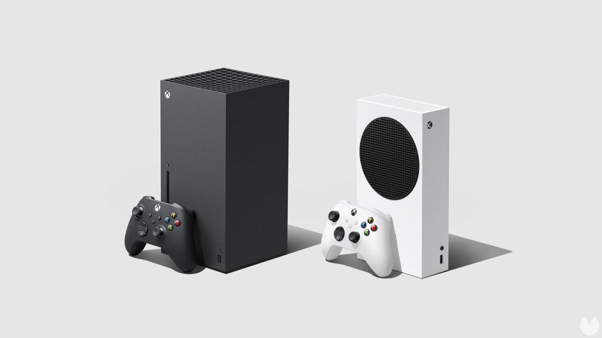 Xbox Series X y Xbox Series S.