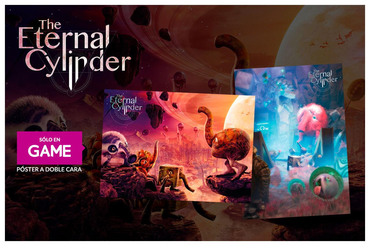 Reserva de The Eternal Cylinder en GAME