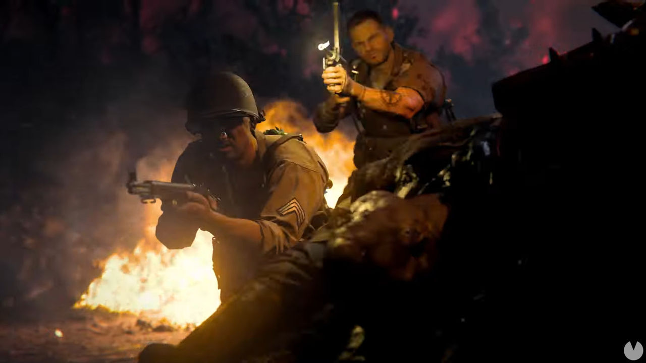 Call of Duty: Vanguard presenta su modo zombis con este espectacular tráiler