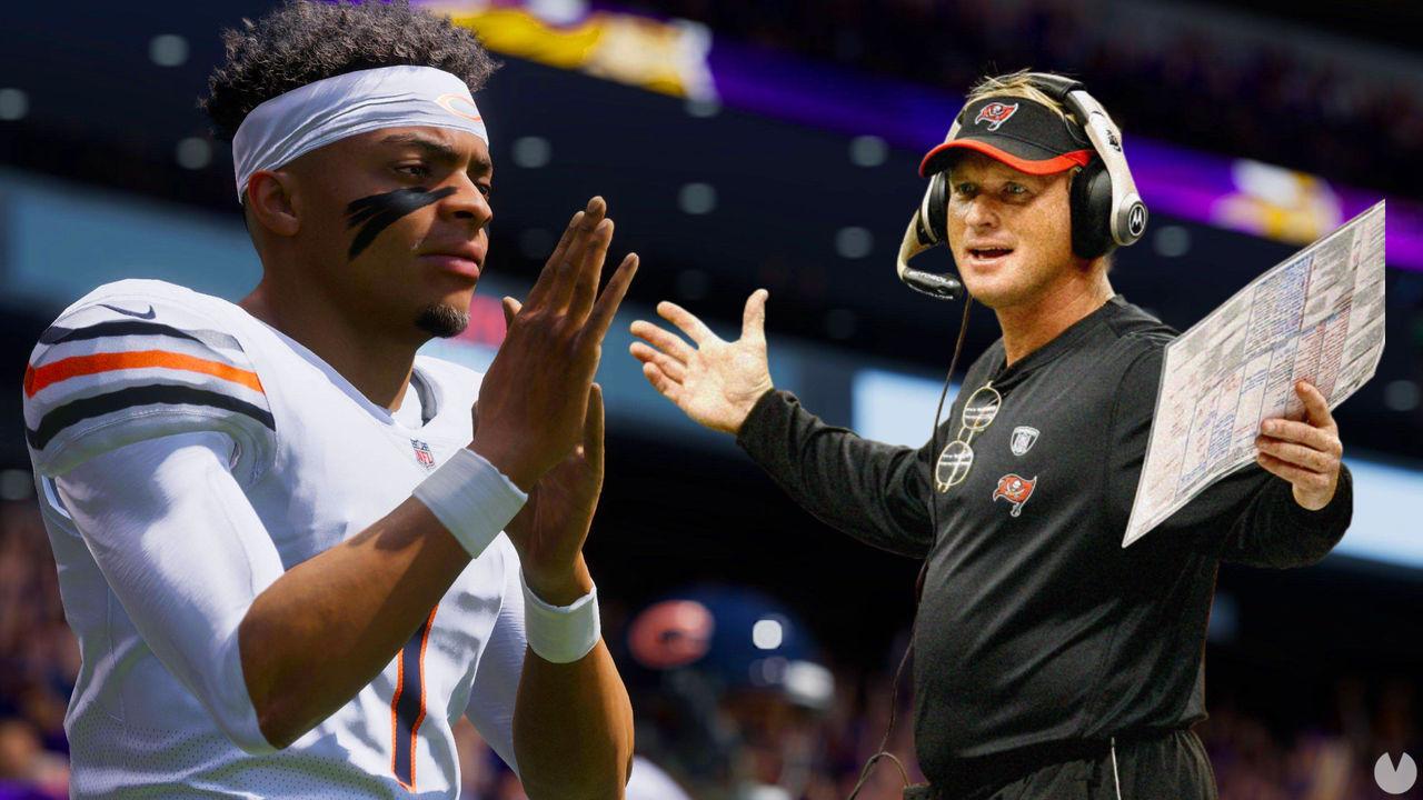 EA Sports elimina a un entrenador de Madden NFL 22 por sus comentarios homófobos y racistas