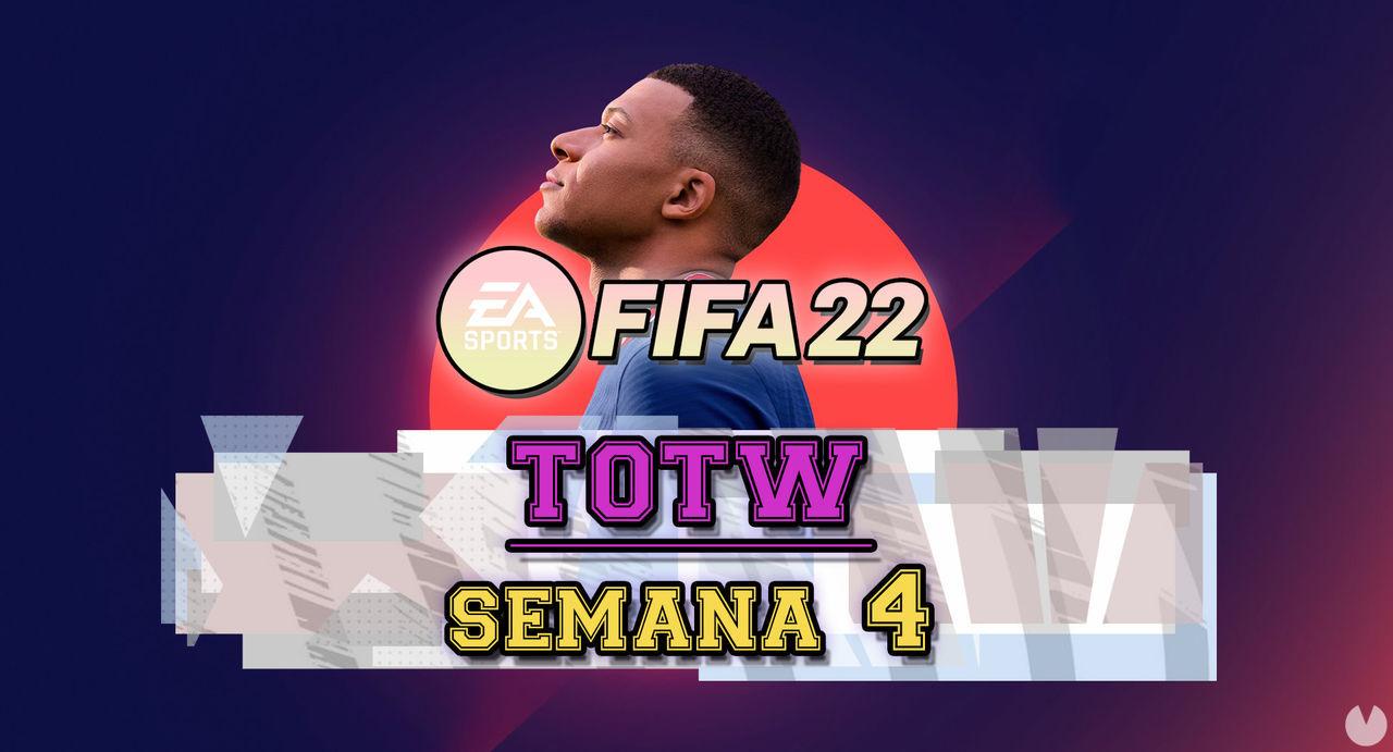FIFA 22: TOTW 4 ya disponible con Sadio Mané, Keylor Navas y Müller