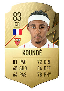 FIFA 22: I giocatori con il miglior potenziale Jules Cond