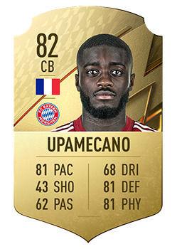 FIFA 22: I giocatori con più potenziale Dayot Upamecano