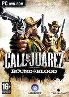 Car�tula oficial de de Call of Juarez: Bound in Blood para PC