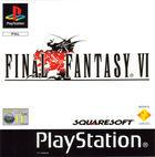 Carátula Final Fantasy VI para PS One
