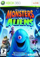 Car�tula oficial de de Monsters vs. Aliens para Xbox 360