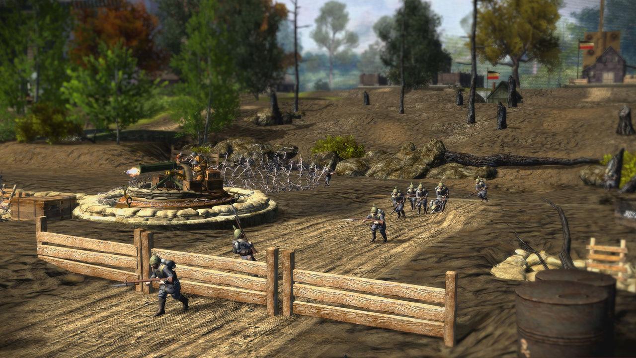Toy Soldiers HD, la versión actualizada del clásico, se retrasa al 30 de septiembre