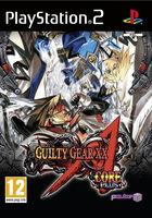 Carátula Guilty Gear XX Accent Core Plus para PlayStation 2