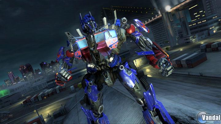 Transformers 2: Revenge of the Fallen el juego 20092711151_2