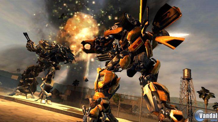 Transformers 2: Revenge of the Fallen el juego 200927122850_1