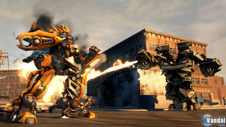 Transformers 2: Revenge of the Fallen el juego 200927122850_2