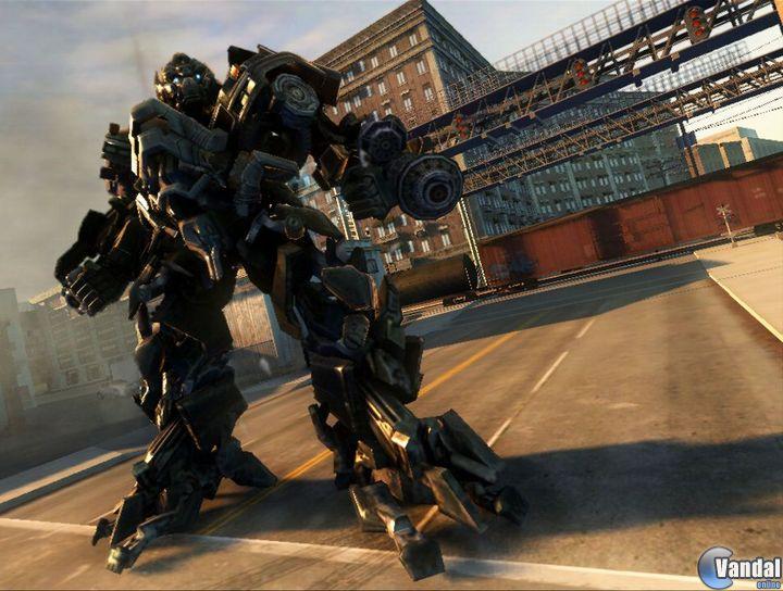 Transformers 2: Revenge of the Fallen el juego 200927122850_3