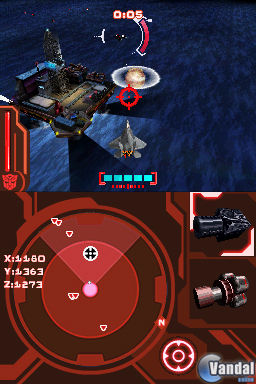 Transformers la venganza de los caidos [EUR] [NDS] 20094172151_1