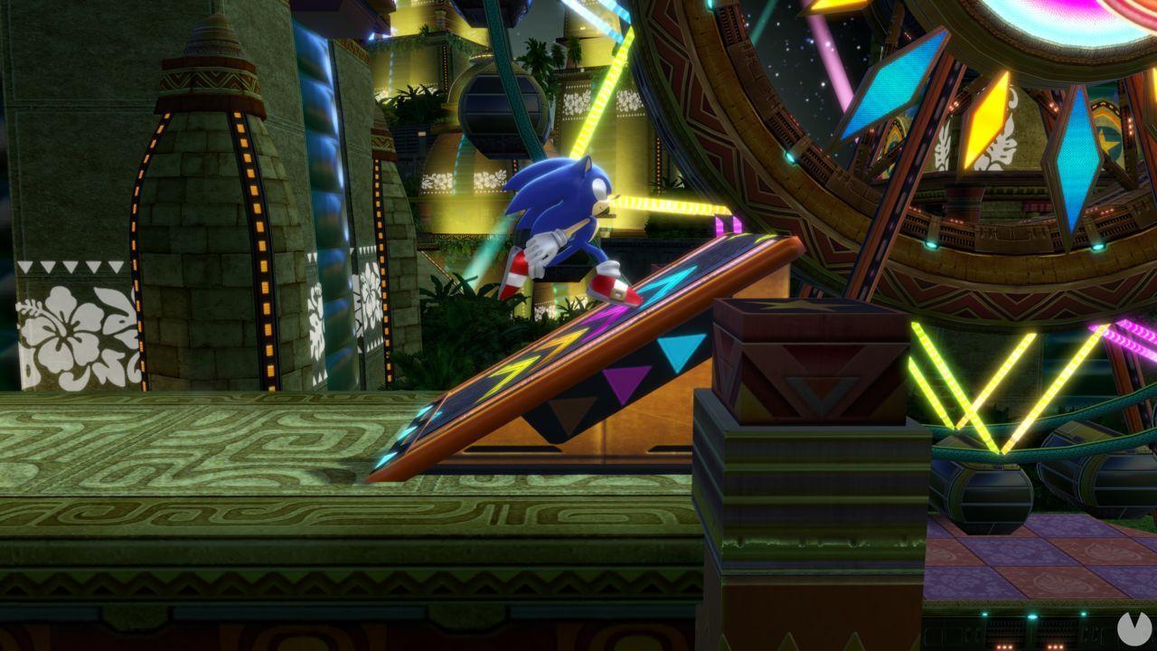 Sonic Colours: Ultimate mejoras gráficas