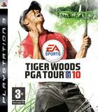 Car�tula oficial de de Tiger Woods PGA Tour 10 para PS3