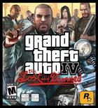 Car�tula oficial de de Grand Theft Auto IV: The Lost and the Damned para Xbox 360
