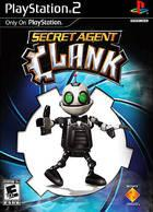 Car�tula oficial de de Secret Agent Clank para PS2