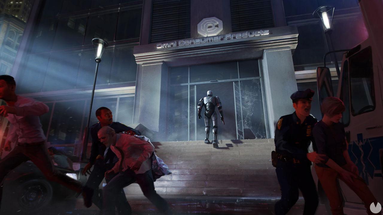 RoboCop: Rogue City nuevo videojuego
